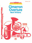 Cover icon of Cimarron Overture (COMPLETE) sheet music for concert band by Mark Williams