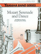 Cover icon of Mozart Serenade and Dance (COMPLETE) sheet music for concert band by Anonymous and John O'Reilly