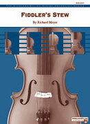 Cover icon of Fiddler's Stew (COMPLETE) sheet music for string orchestra by Richard Meyer