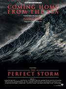 Cover icon of Coming Home from the Sea (from The Perfect Storm) sheet music for piano solo by James Horner