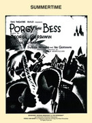 Cover icon of Summertime (from Porgy and Bess) sheet music for piano, voice or other instruments by George Gershwin, DuBose Heyward, Dorothy Heyward and Ira Gershwin, easy/intermediate
