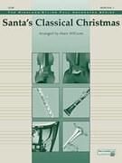 Cover icon of Santa's Classical Christmas sheet music for full orchestra (full score) by Anonymous and Mark Williams, easy/intermediate