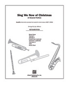Cover icon of Sing We Now of Christmas sheet music for Choral Pax (full score) by Jay Althouse