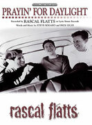 Cover icon of Prayin' for Daylight sheet music for piano, voice or other instruments by Rascal Flatts, easy/intermediate skill level