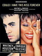 Cover icon of Could I Have This Kiss Forever sheet music for piano, voice or other instruments by Whitney Houston