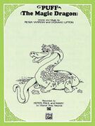 Cover icon of Puff (The Magic Dragon) sheet music for piano, voice or other instruments by Peter Yarrow, Peter, Paul & Mary and Leonard Lipton, easy/intermediate piano, voice or other instruments