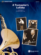 Cover icon of Trumpeter's Lullaby sheet music for concert band (full score) by Leroy Anderson, intermediate