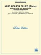 Cover icon of Miss Celie's Blues (Sister) (from The Color Purple) sheet music for piano, voice or other instruments by Quincy Jones