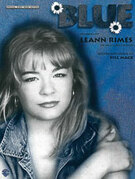 Cover icon of Blue sheet music for piano, voice or other instruments by LeAnn Rimes