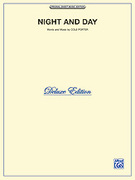 Cover icon of Night and Day sheet music for piano, voice or other instruments by Cole Porter