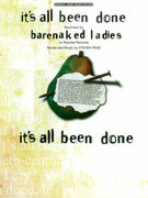 Cover icon of It's All Been Done sheet music for piano, voice or other instruments by Barenaked Ladies, easy/intermediate