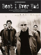 Cover icon of Best I Ever Had sheet music for piano, voice or other instruments by Vertical Horizon