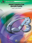 Cover icon of Portsmouth Overture sheet music for concert band (full score) by Robert W. Smith