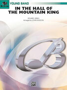 Cover icon of In the Hall of the Mountain King, from Peer Gynt Suite No. 1 (COMPLETE) sheet music for concert band by Edward Grieg, Edward Grieg and John Wasson, classical score, easy concert band