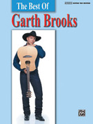 Cover icon of Mister Blue sheet music for guitar solo (authentic tablature) by Garth Brooks