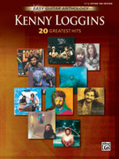 Cover icon of This Is It sheet music for guitar or voice (lead sheet) by Kenny Loggins