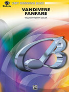 Cover icon of Vandivere Fanfare (COMPLETE) sheet music for concert band by William Windham