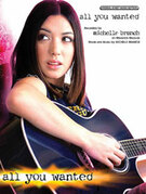 Cover icon of All You Wanted sheet music for piano, voice or other instruments by Michelle Branch