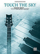 Cover icon of Touch the Sky sheet music for piano, voice or other instruments by KanYe West