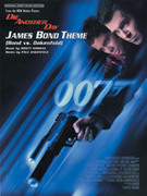 Cover icon of James Bond Theme (Bond vs. Oakenfold) (from Die Another Day) sheet music for piano solo by Monty Norman, intermediate piano