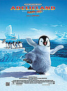 Cover icon of Adelieland (from Happy Feet) sheet music for piano, voice or other instruments by John Powell