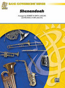 Cover icon of Shenandoah (COMPLETE) sheet music for concert band by Anonymous