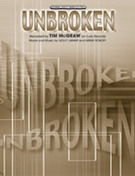 Cover icon of Unbroken sheet music for piano, voice or other instruments by Tim McGraw