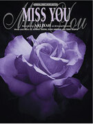 Cover icon of Miss You sheet music for piano, voice or other instruments by Aaliyah