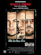 Cover icon of Billy's Theme (from The Departed) sheet music for piano, voice or other instruments by Howard Shore