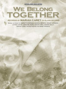 Cover icon of We Belong Together sheet music for piano, voice or other instruments by Mariah Carey