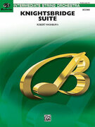 Cover icon of Knightsbridge Suite sheet music for string orchestra (full score) by Robert Washburn