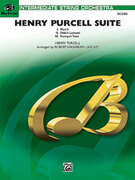 Cover icon of Henry Purcell Suite (COMPLETE) sheet music for string orchestra by Anonymous and Robert Washburn