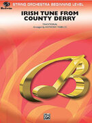 Cover icon of Irish Tune from County Derry (COMPLETE) sheet music for string orchestra by Anonymous and Anthony Maiello