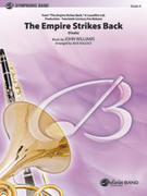 Cover icon of The Empire Strikes Back sheet music for concert band (full score) by John Williams and Jack Bullock