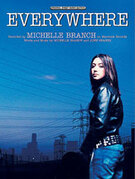 Cover icon of Everywhere sheet music for piano, voice or other instruments by John Shanks and Michelle Branch