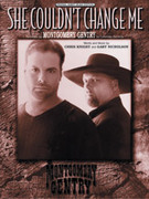 Cover icon of She Couldn't Change Me sheet music for piano, voice or other instruments by Montgomery Gentry, easy/intermediate