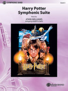 Cover icon of Harry Potter Symphonic Suite sheet music for concert band (full score) by John Williams and Robert W. Smith, intermediate