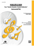 Cover icon of Hallelujah from Handel's Messiah: A Soulful Celebration (COMPLETE) sheet music for Choral Pax by Anonymous, Mervyn Warren, Michael O. Jackson, Mark Kibble and Teena Chinn