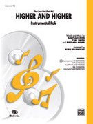 Cover icon of (Your Love Has Lifted Me) Higher and Higher sheet music for Choral Pax (full score) by Gary Jackson, Carl Smith, Raynard Miner and Alan Billingsley