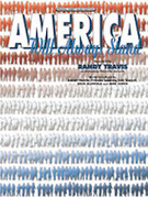 Cover icon of America Will Always Stand sheet music for piano, voice or other instruments by Randy Travis