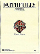 Cover icon of Faithfully sheet music for guitar or voice (lead sheet) by Journey, easy/intermediate skill level