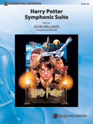 Cover icon of Harry Potter Symphonic Suite sheet music for full orchestra (full score) by John Williams and Jerry Brubaker, intermediate orchestra