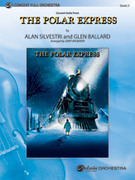 Cover icon of The Polar Express, Concert Suite from (COMPLETE) sheet music for full orchestra by Glen Ballard