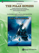 Cover icon of The Polar Express, Selections from sheet music for full orchestra (full score) by Glen Ballard