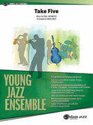 Cover icon of Take Five sheet music for jazz band (full score) by Paul Desmond, classical score, easy skill level