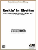 Cover icon of Rockin' in Rhythm sheet music for jazz band (full score) by Duke Ellington and Irving Mills, advanced skill level