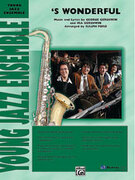 Cover icon of 'S Wonderful (COMPLETE) sheet music for jazz band by George Gershwin and Ira Gershwin, classical score, easy