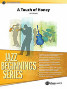 Cover icon of A Touch of Honey (COMPLETE) sheet music for jazz band by Victor Lopez
