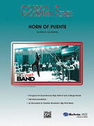 Cover icon of Horn of Puente sheet music for jazz band (full score) by Gordon Goodwin
