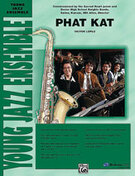Cover icon of Phat Kat sheet music for jazz band (full score) by Victor Lopez, easy